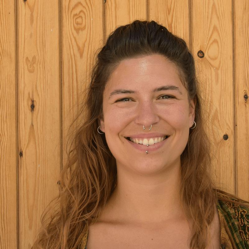 Laia Tarradas. Agent energètica