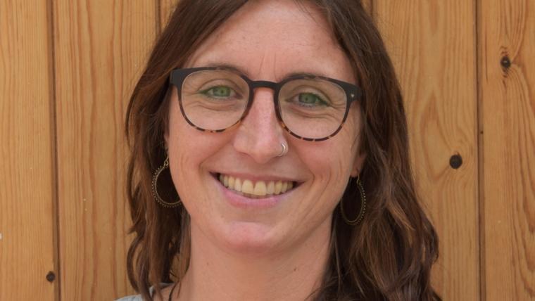 Joana Mencos. Consultora energètica sènior i fundraiser