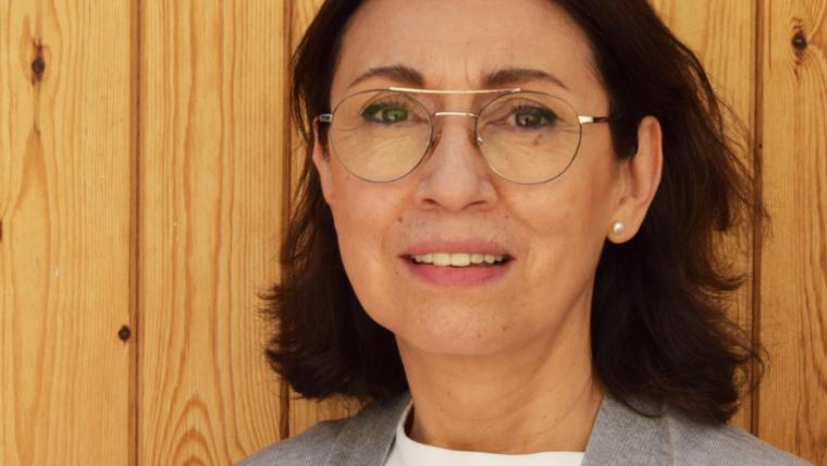 Yolanda Pachón. Administration Support