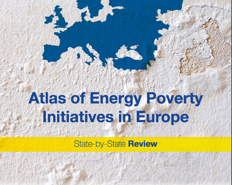 Atlas of Energy Poverty Initiatives in Europe