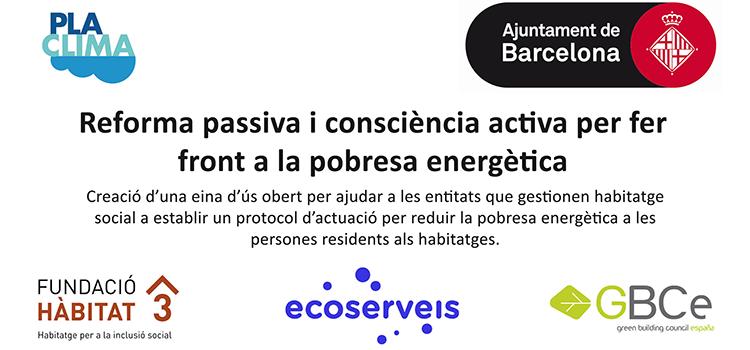 """Comencem el projecte """"Reforma Passiva-Consciència Activa"""""""
