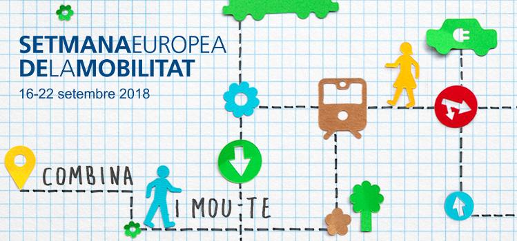 Ecoserveis s'afegeix a la Setmana Europea de la Mobilitat