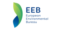 EEB logo on white blue text rgb