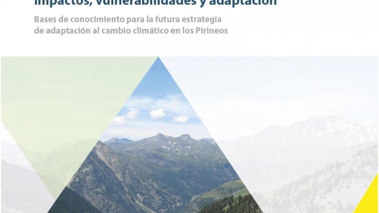 El Cambio climático en los Pirineos: impactos, vulnerabilidades y adaptación