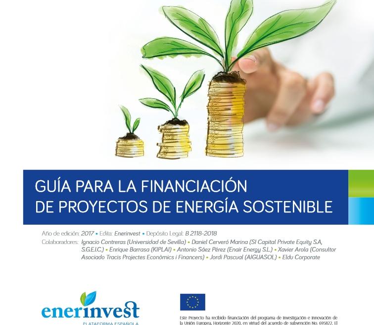 Guía para la financiación de proyectos de energía sostenible