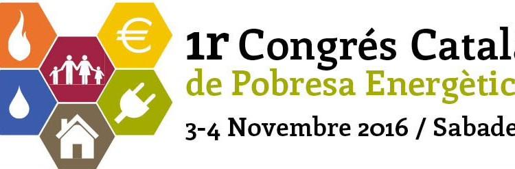 400 congressistes i 80 ponents participaran en el I Congrés de Pobresa Energètica
