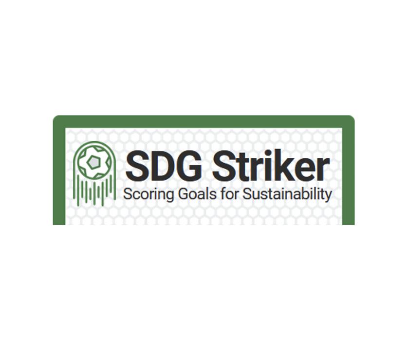 SDG Striker – Marcant gols per la sostenibilitat