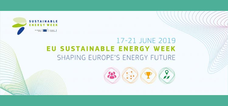 Celebrem la Setmana de l'Energia Sostenible!