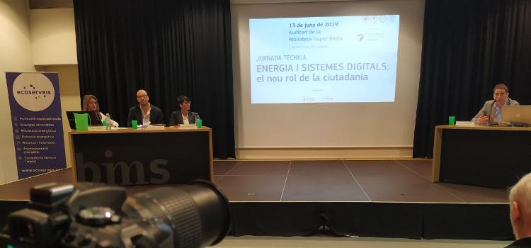 Ciutadania activa: clau per a garantir la gestió digital de les dades energètiques