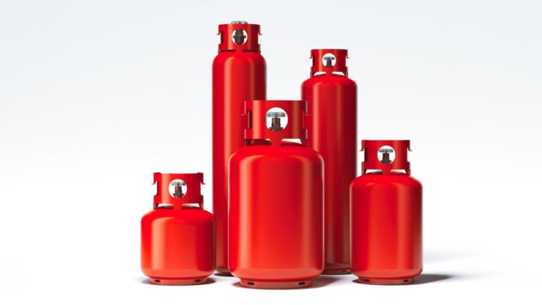Propano, gas natural o butano ¿Cuál es más económico?