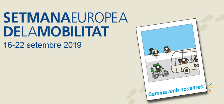 Setmana Europea de la Mobilitat Sostenible: Coneix la petjada de mobilitat d'Ecoserveis