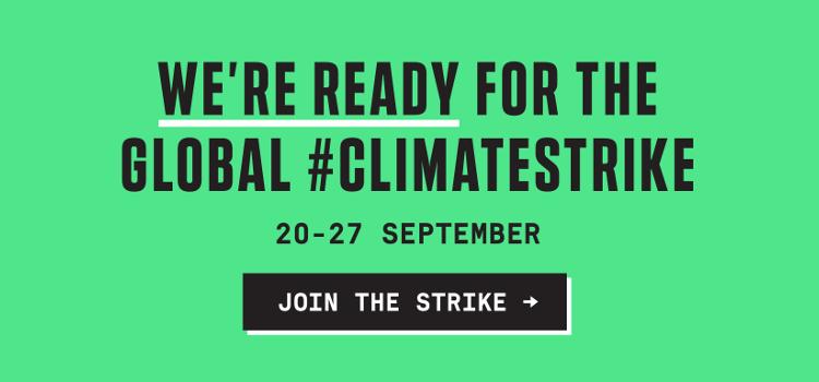 Ecoserveis recolza la Vaga Mundial pel Clima