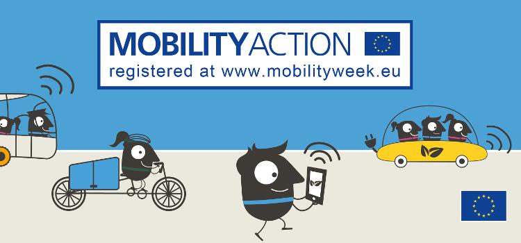 European Mobility Week: Ecoserveis' mobility carbon footprint