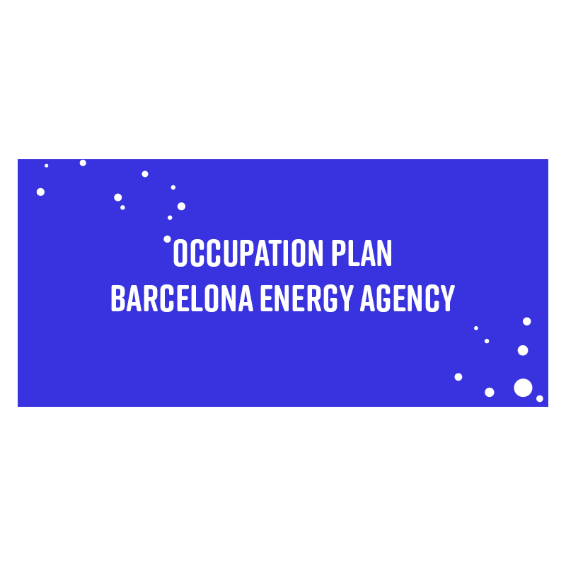 Occupation Plan Barcelona Energy Agency