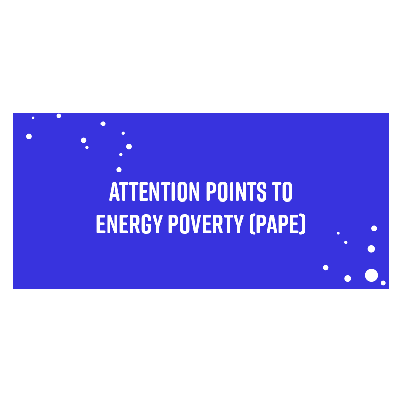 Attention Points to Energy Poverty (PAPE)