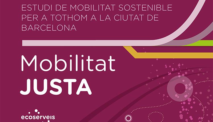 Estudi de mobilitat sostenible per a tothom a la ciutat de Barcelona
