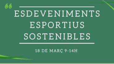 Jornada Esdeveniments Esportius Sostenibles