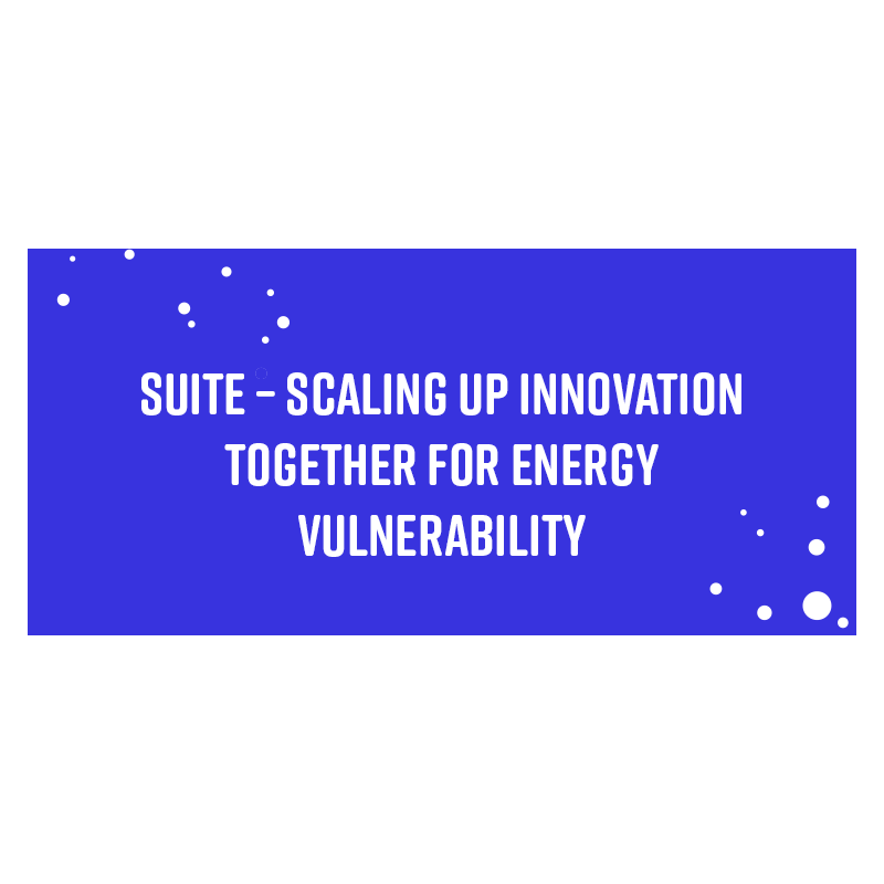 SUITE – Scaling Up Innovation Together for Energy Vulnerability
