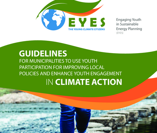 Guidelines for municipalities to use youth participation for improving local policies and enhance youth engagement in climate action