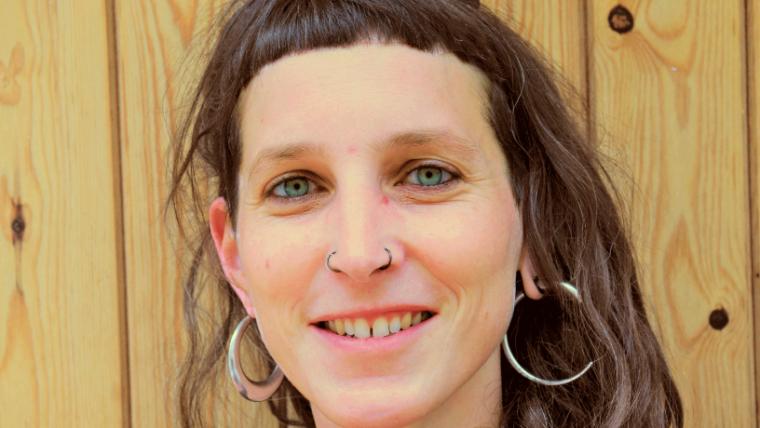Maria Bouza. Agent energètica