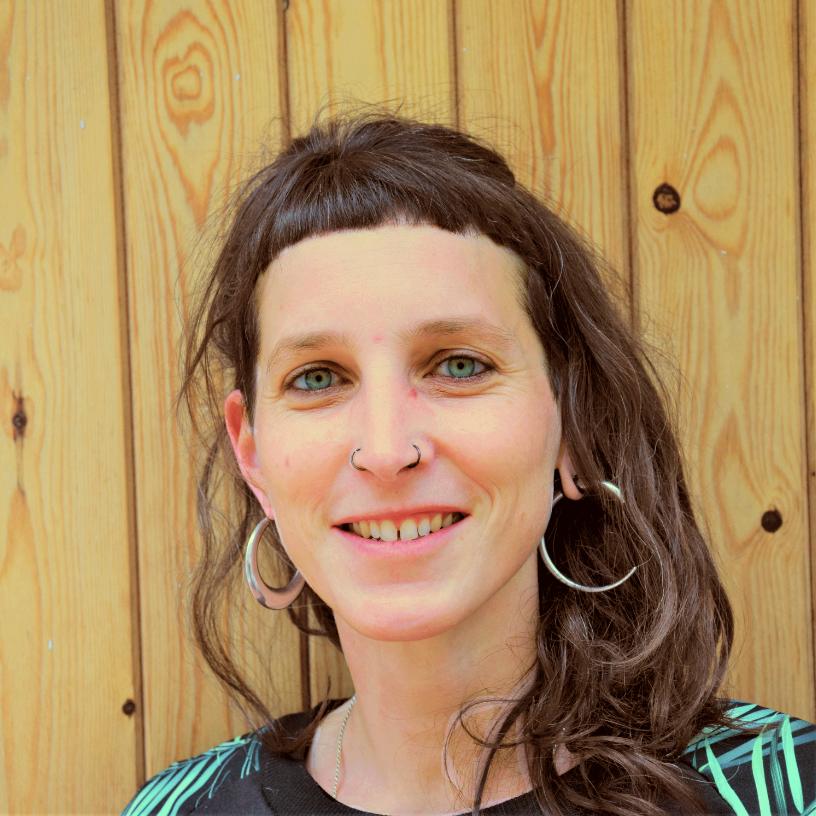 Maria Bouza. Energy agent