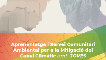 Mitigando el cambio climático en aulas catalanas a través del Aprenentatge Servei Comunitari Ambiental