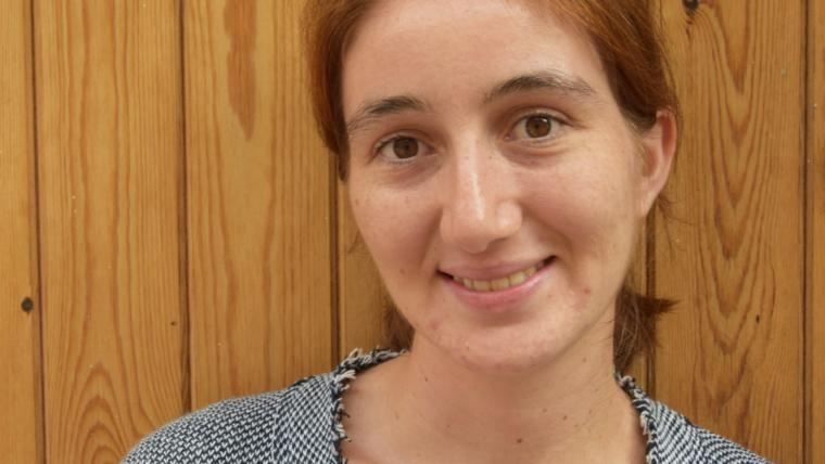 Maria Jabbour. Consultora energètica junior