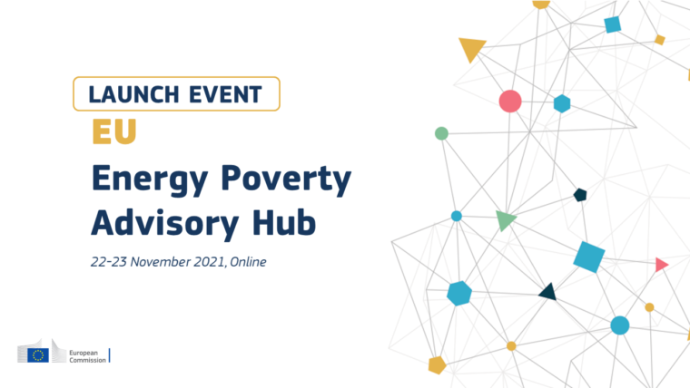 Evento de lanzamiento del Portal de Asesoramiento para la Pobreza Energética 2021 – Registraros hoy
